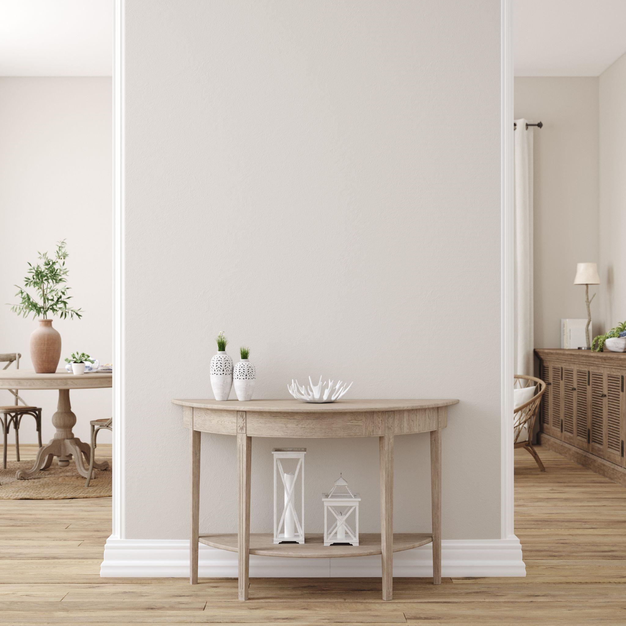 scandinavian living room wall for home decor trends