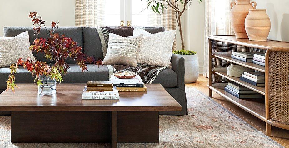 Ballard Designs - online furniture store