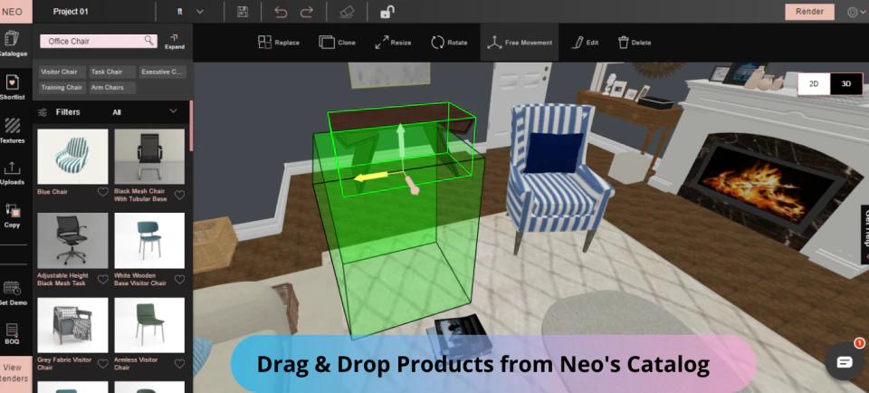 Invest in Interior Design Software Foyr