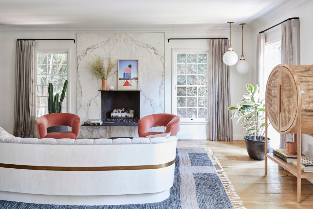 Step Inside Hilary Duff_s Cheerful Los Angeles Home