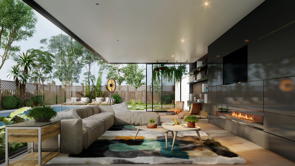 What is 3D Interior Rendering for Interior Design