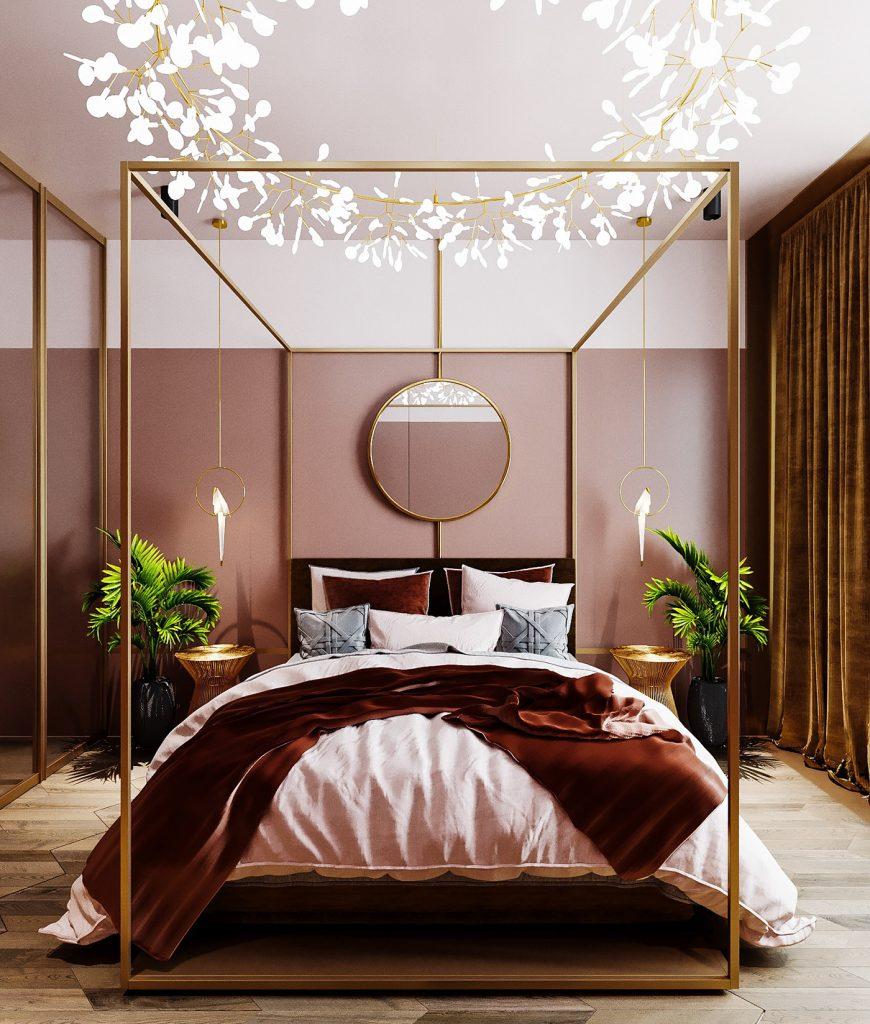 bedframe for master bedroom