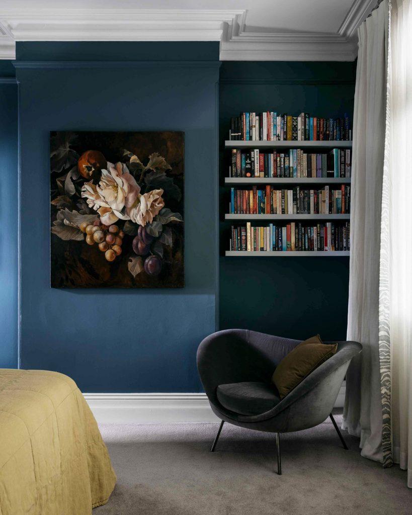 bookish wall decor