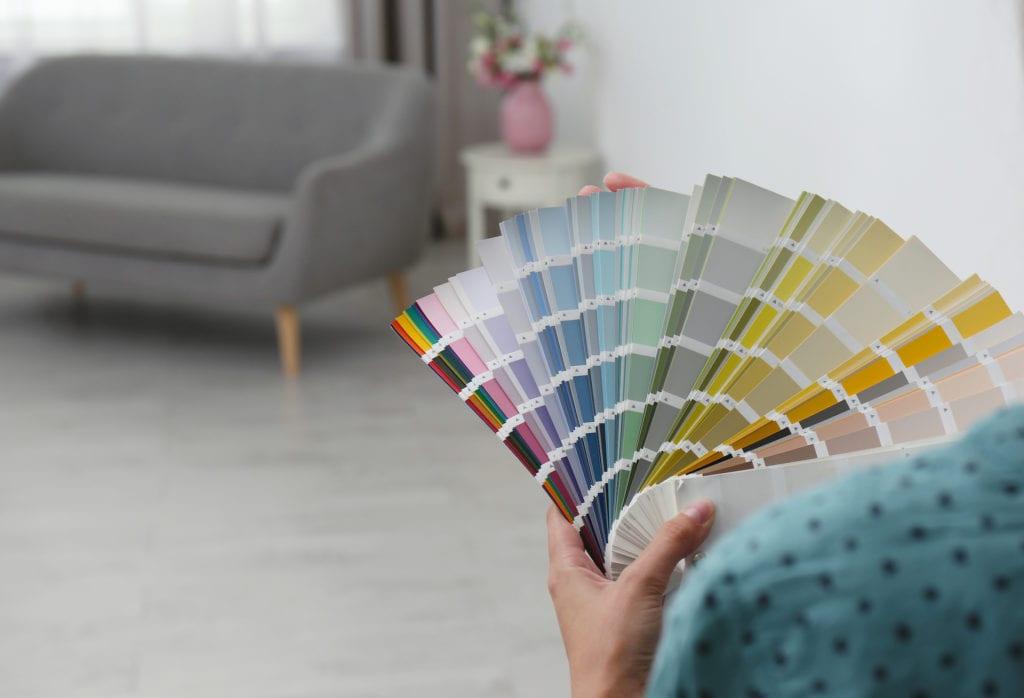 color theory in interior design