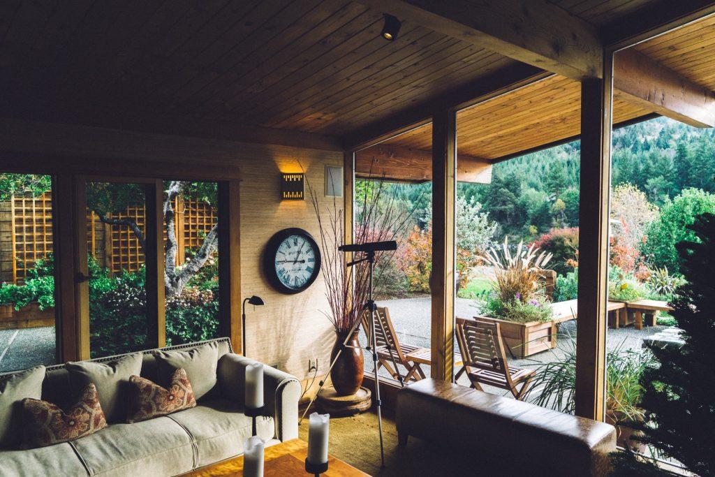 cottagecore interior design for living room
