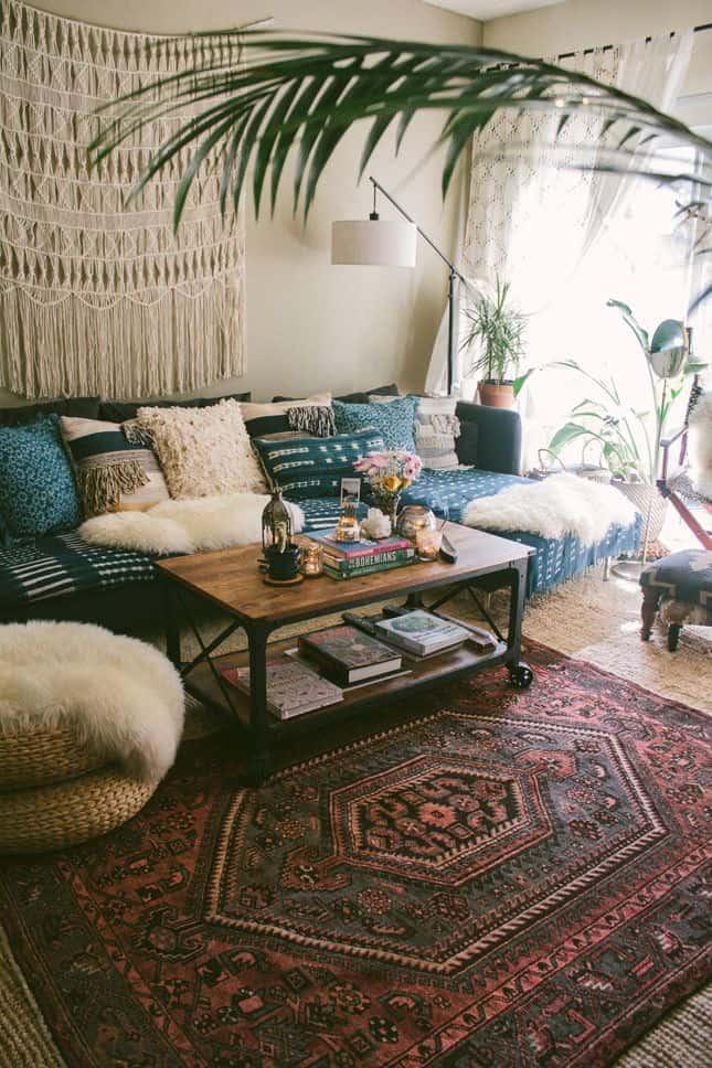 cottagecore rugs