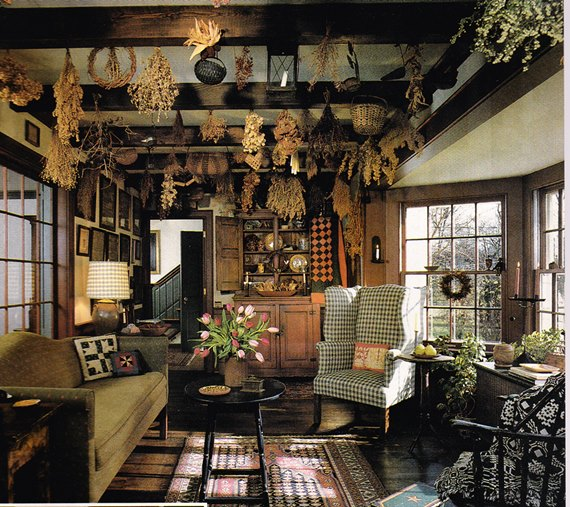 cottagecore storage