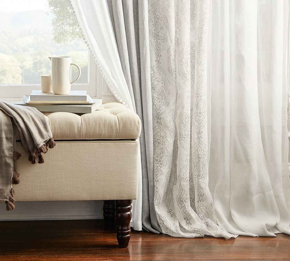 curtains for master bedroom