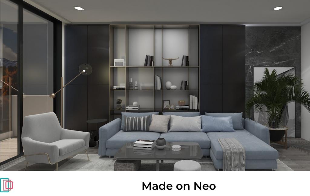 e-designing on Foyr Neo