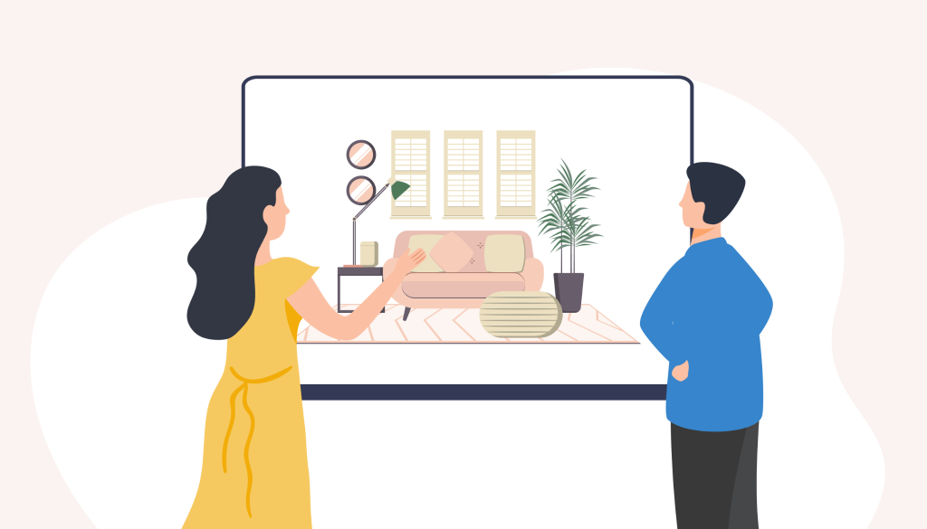 expand online clients for interior design business