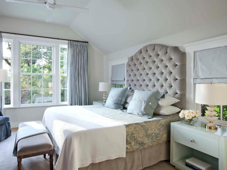 gray color for bedroom
