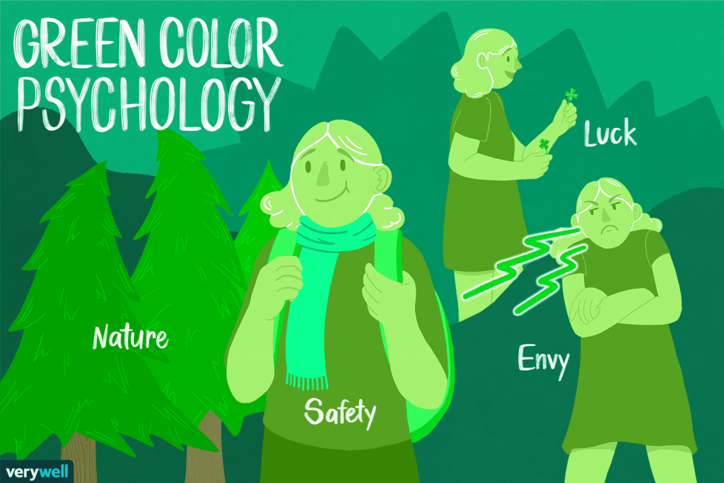 green color psychology