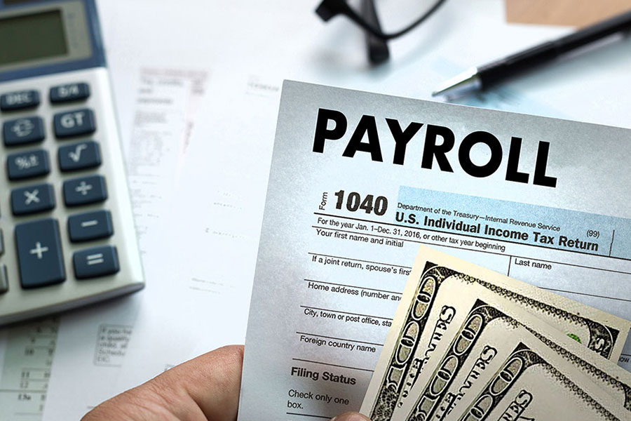 payroll taxes for interior designers