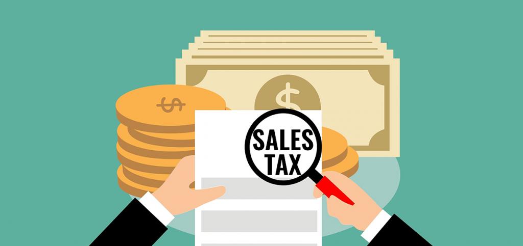 sales tax for interior designers