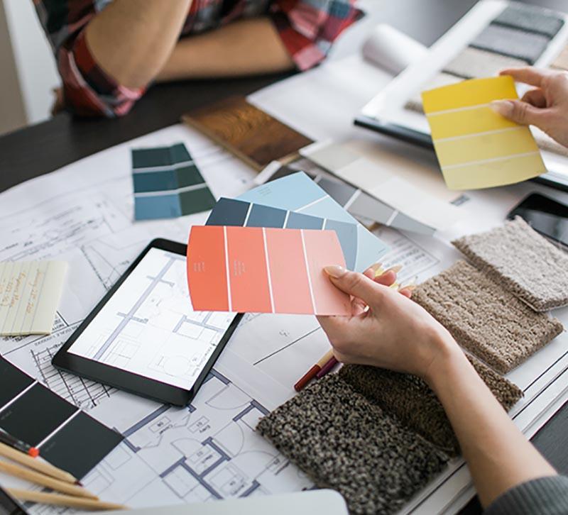 selling design ideas