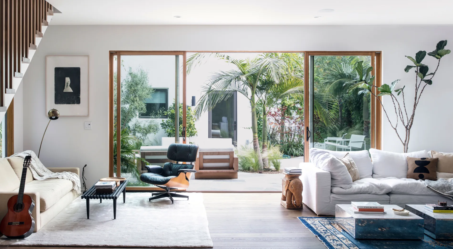 sustainable and holistic interior design
