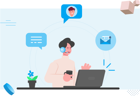 Live Chat Support 24 x7