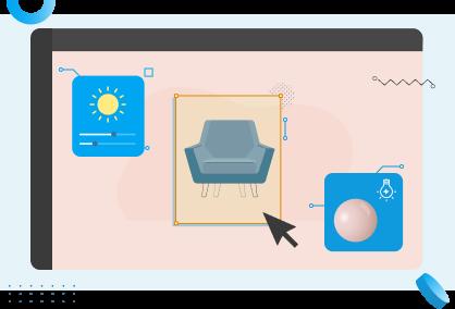 AI Assisted Home Design Tool